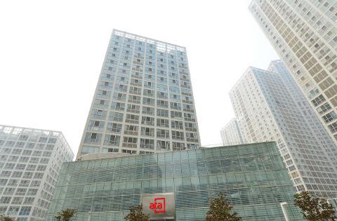 ATA全美测评教育集团办公楼设计装修工程