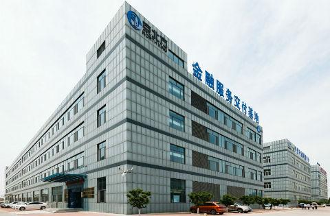 京北方独栋百威2平台测速设计工程