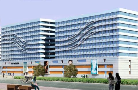 长城双创基地办公楼设计装修工程