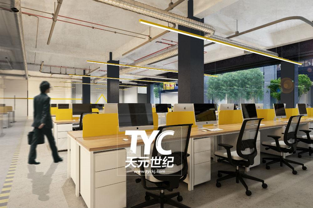 北京办公室装修设计价格