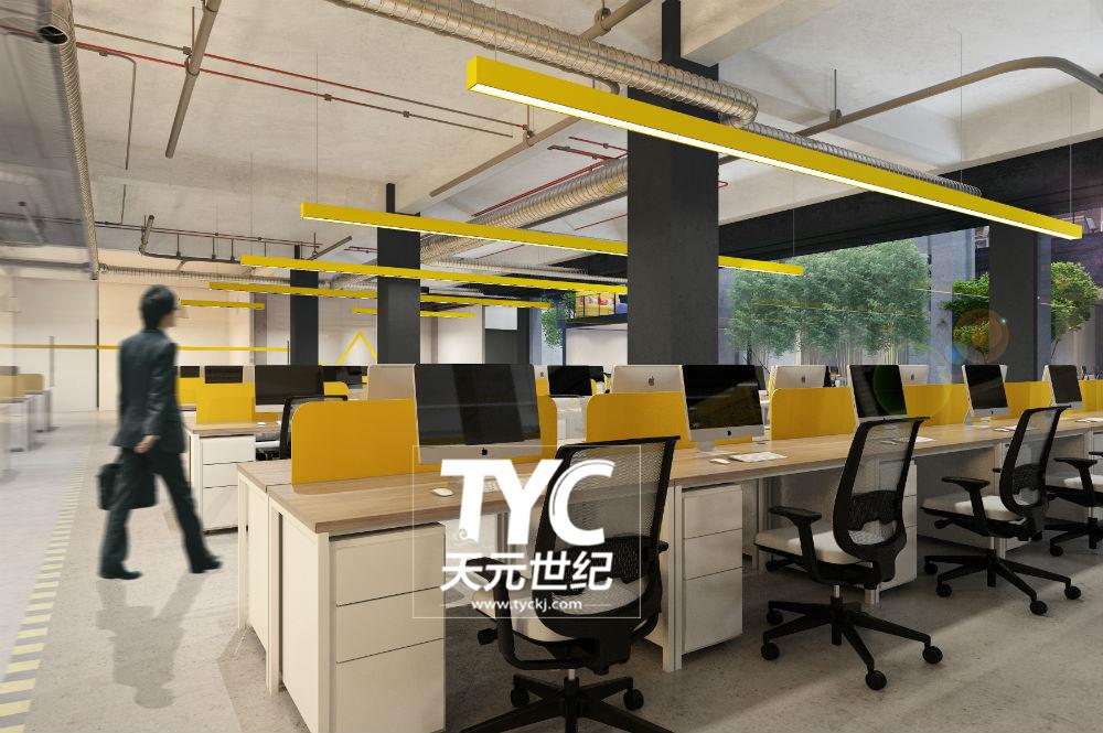 北京办公室装修设计公司