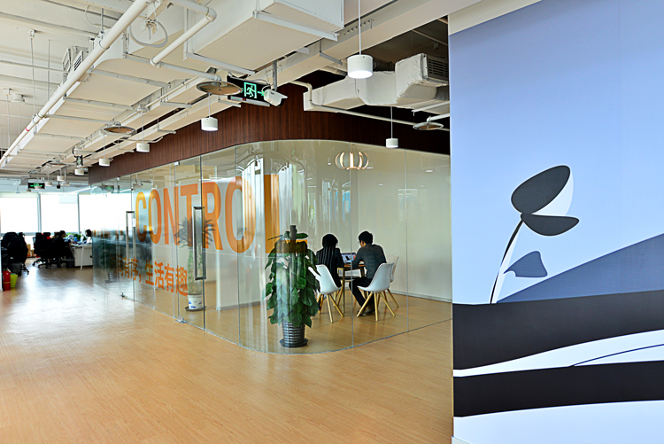 工业风格的办公室装修设计理念-北京办公室装修
