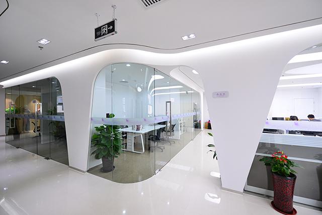 办公室装修设计如何选择材料搭配