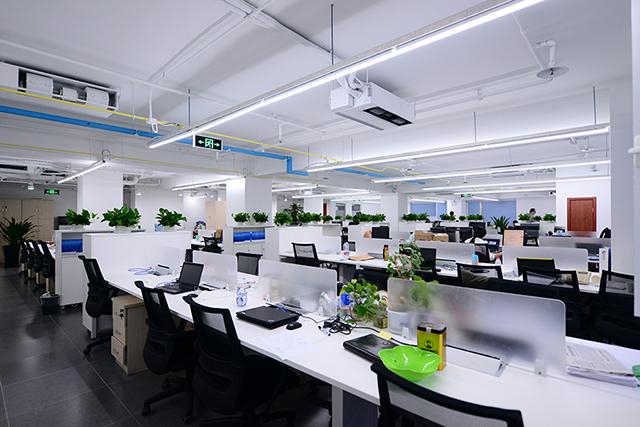 如何跟上现代办公室装修设计的时代浪潮
