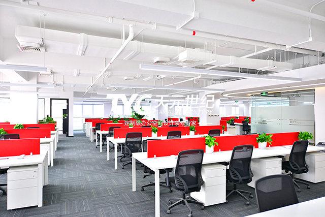办公室装修设计中的去繁求简是必然的