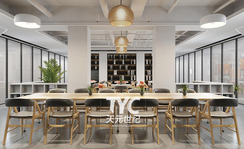 中永律师事务所-北京办公室装修_办公室设计_办公室