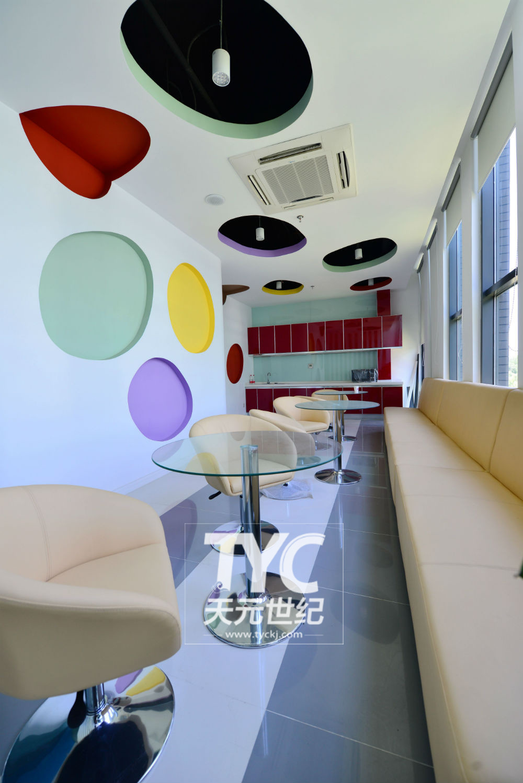 北京办公楼装修设计