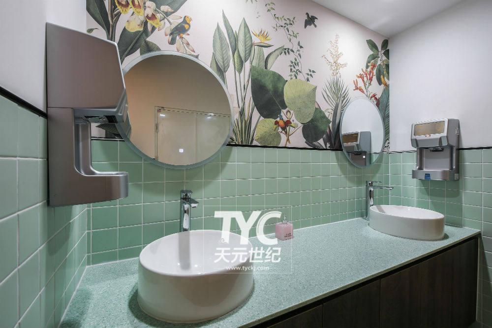 北京办公室装修设计公司排名