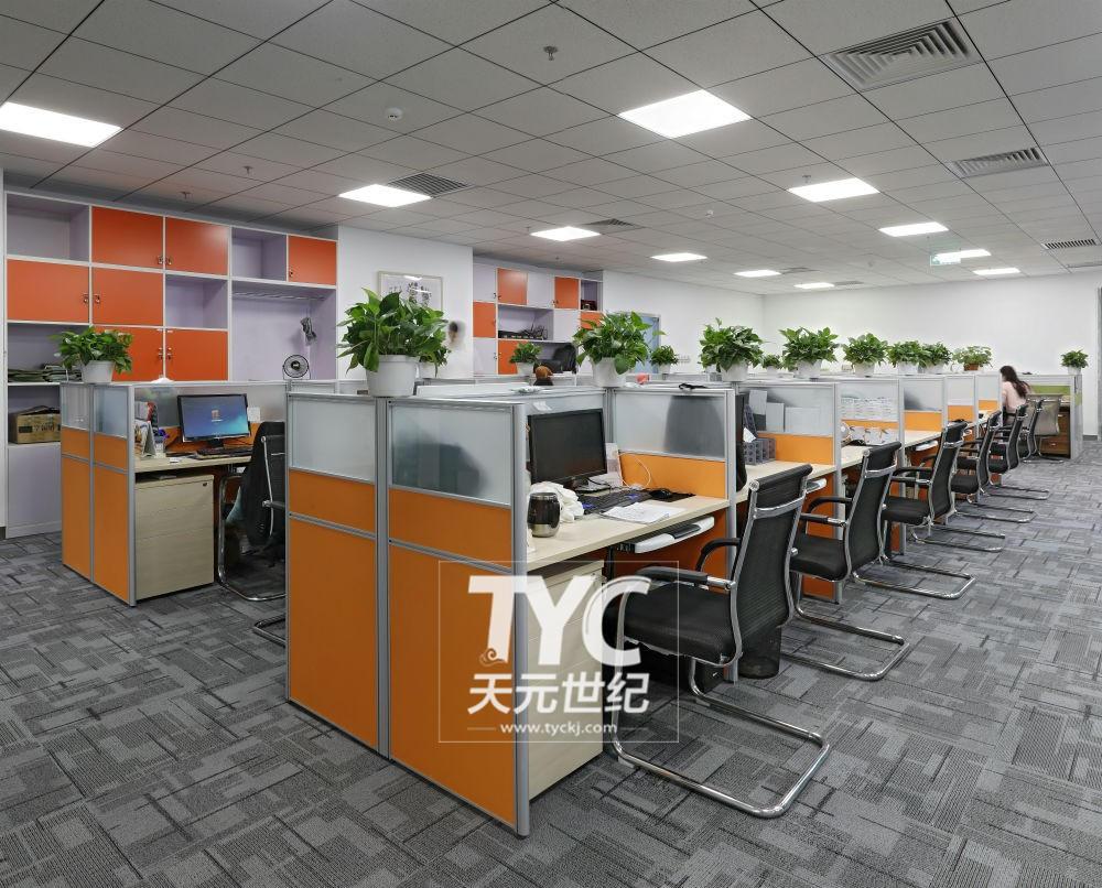 办公空间装修设计