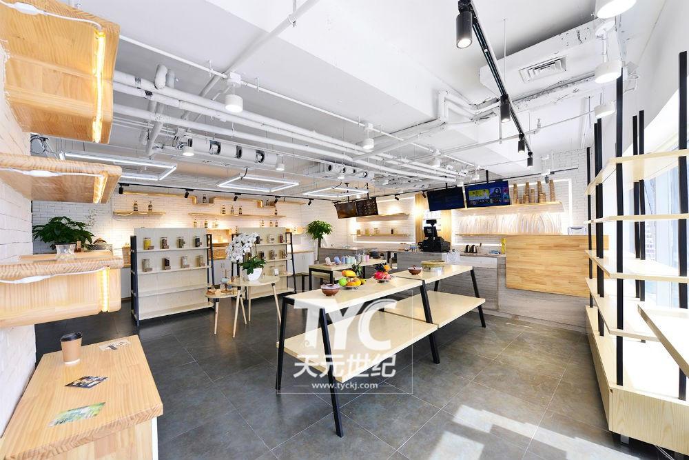 企业园区装修设计