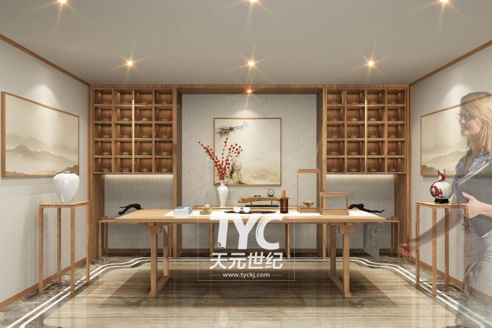 北京办公室装修设计